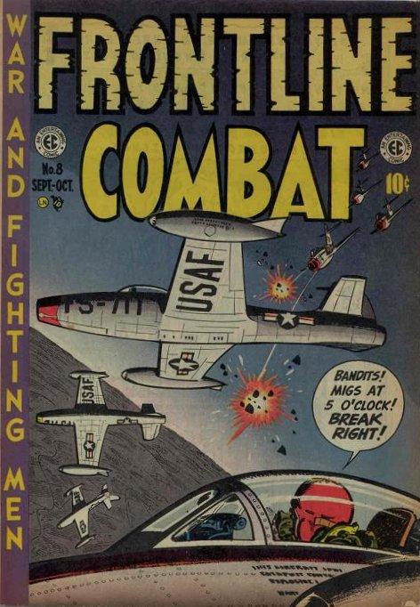 frontline 8